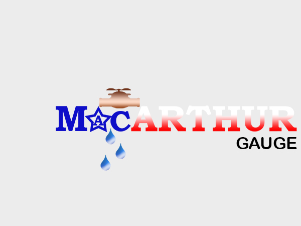 Logo Design by Mythos Designs - Entry No. 149 in the Logo Design Contest Fun Logo Design for MacArthur Gauge.