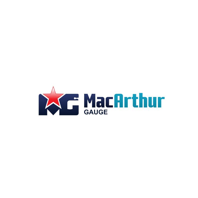 Logo Design by moisesf - Entry No. 151 in the Logo Design Contest Fun Logo Design for MacArthur Gauge.