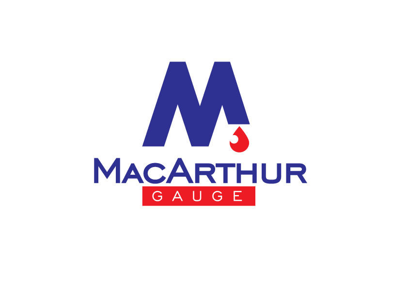 Logo Design by Severiano Fernandes - Entry No. 154 in the Logo Design Contest Fun Logo Design for MacArthur Gauge.