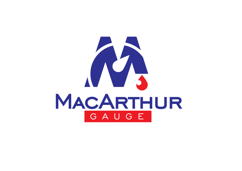 Logo Design by Severiano Fernandes - Entry No. 155 in the Logo Design Contest Fun Logo Design for MacArthur Gauge.