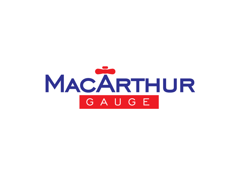 Logo Design by Severiano Fernandes - Entry No. 156 in the Logo Design Contest Fun Logo Design for MacArthur Gauge.