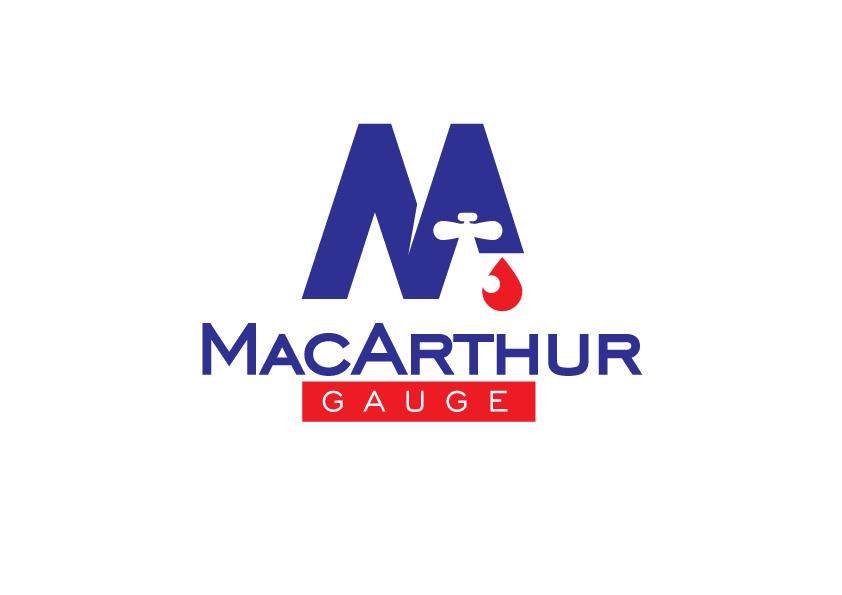 Logo Design by Severiano Fernandes - Entry No. 157 in the Logo Design Contest Fun Logo Design for MacArthur Gauge.
