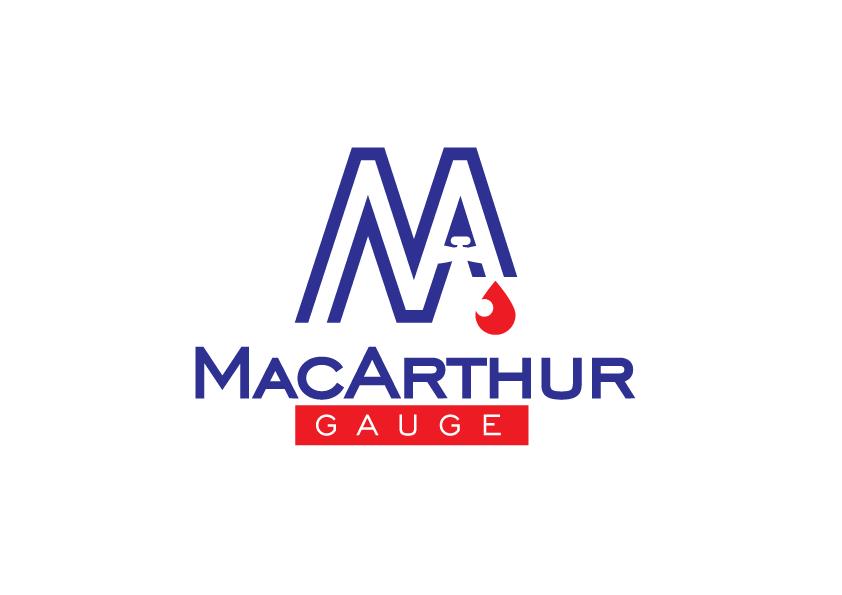 Logo Design by Severiano Fernandes - Entry No. 158 in the Logo Design Contest Fun Logo Design for MacArthur Gauge.