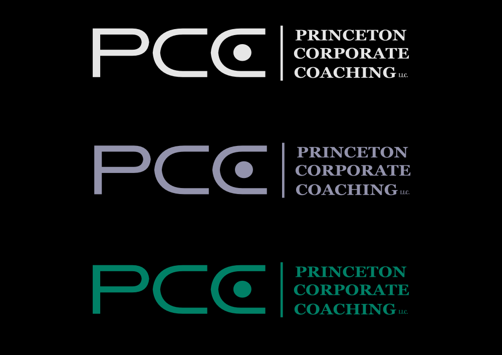 Logo Design by whoosef - Entry No. 60 in the Logo Design Contest Unique Logo Design Wanted for Princeton Corporate Coaching, LLC.