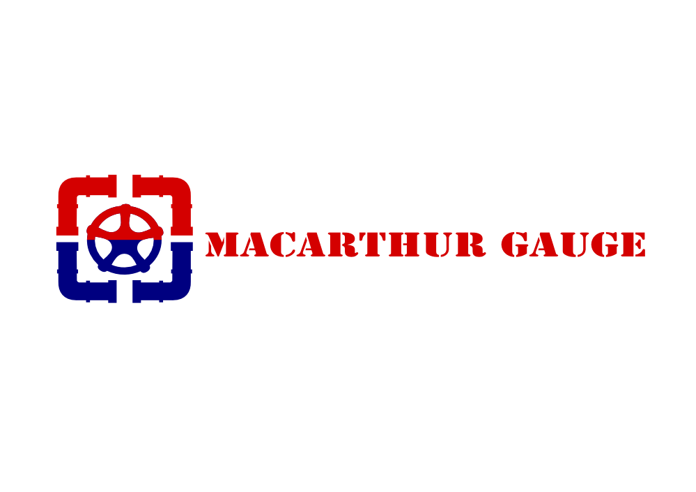 Logo Design by whoosef - Entry No. 164 in the Logo Design Contest Fun Logo Design for MacArthur Gauge.
