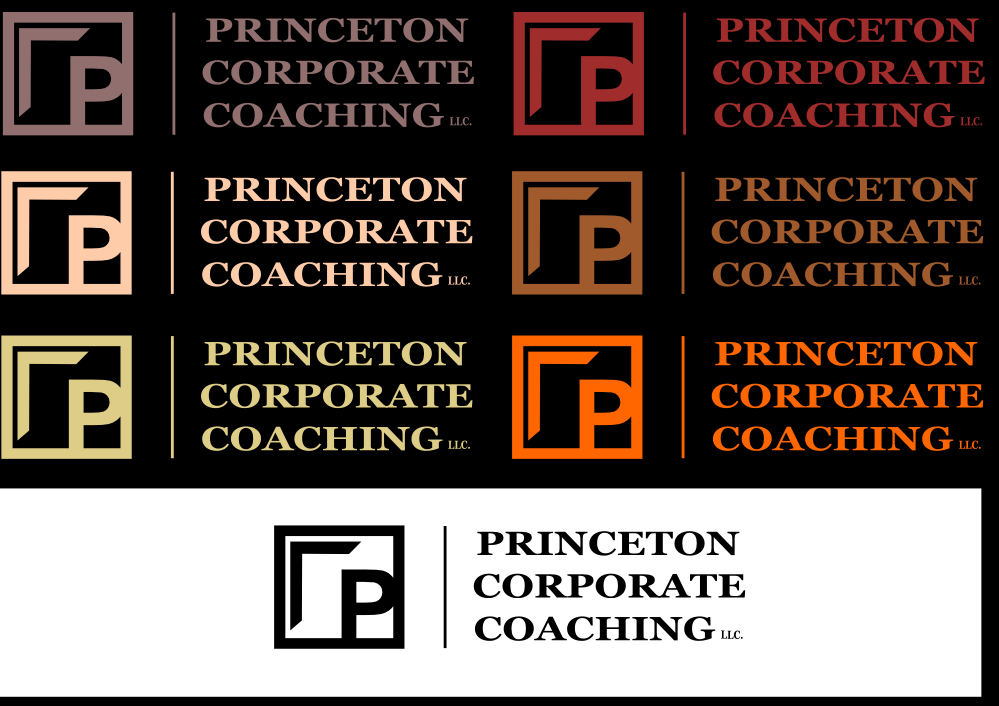 Logo Design by whoosef - Entry No. 76 in the Logo Design Contest Unique Logo Design Wanted for Princeton Corporate Coaching, LLC.