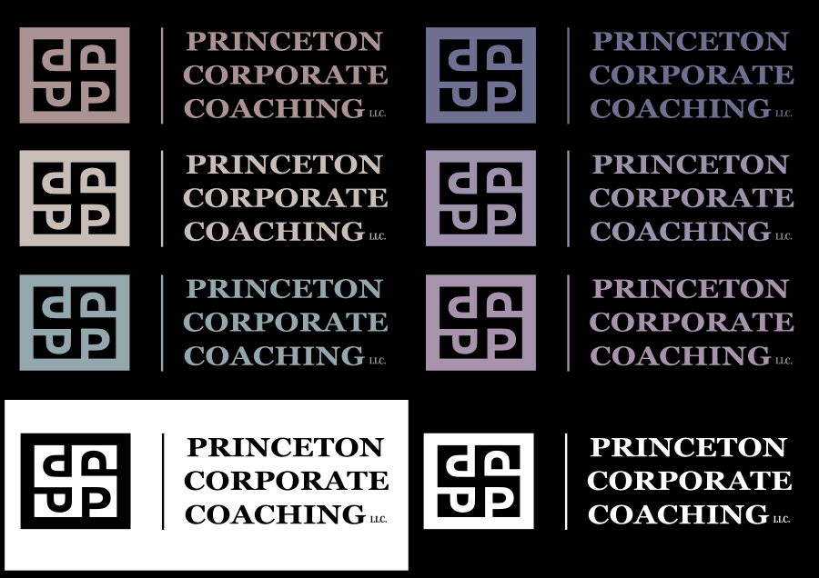 Logo Design by whoosef - Entry No. 77 in the Logo Design Contest Unique Logo Design Wanted for Princeton Corporate Coaching, LLC.