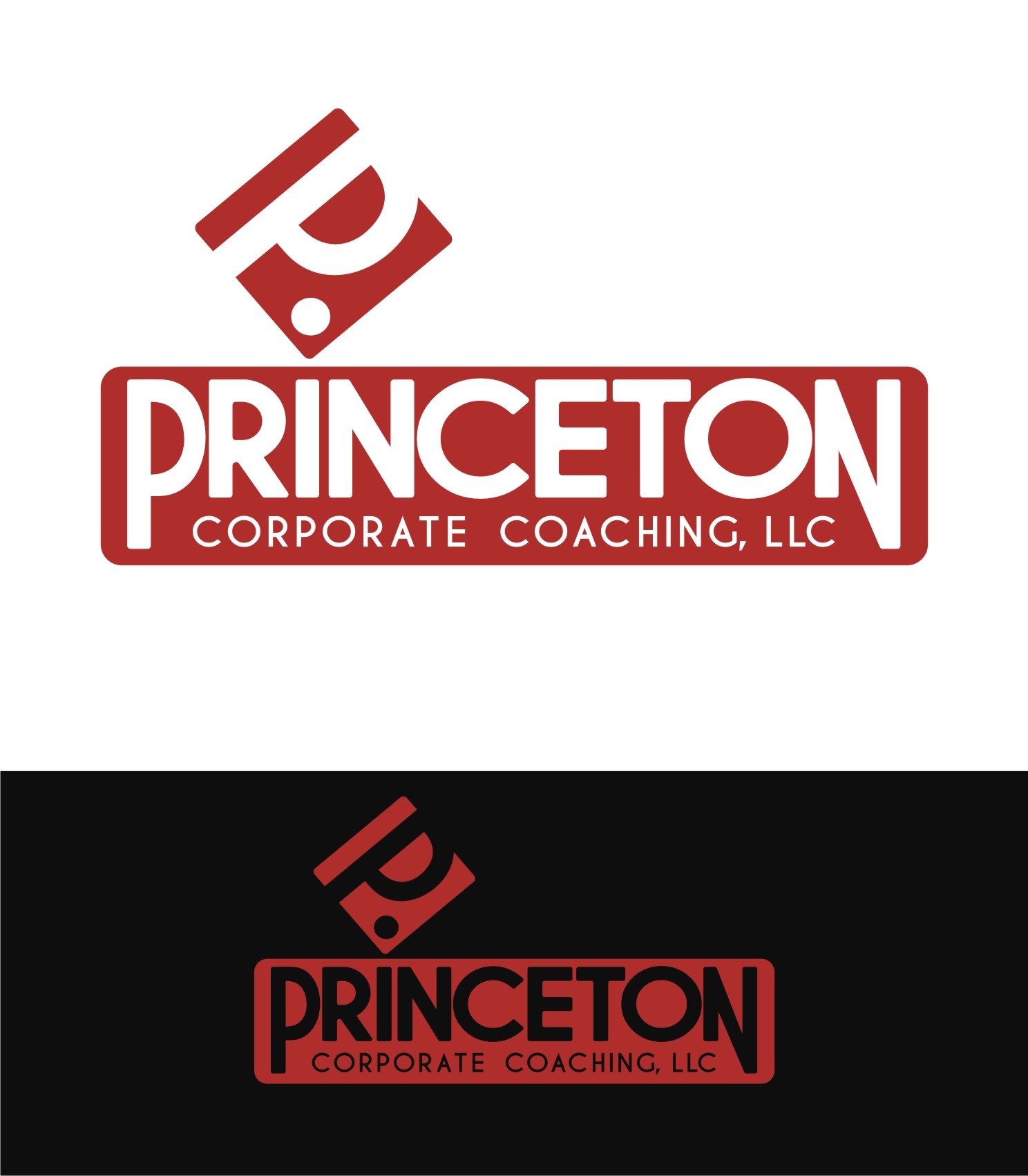 Logo Design by Private User - Entry No. 79 in the Logo Design Contest Unique Logo Design Wanted for Princeton Corporate Coaching, LLC.