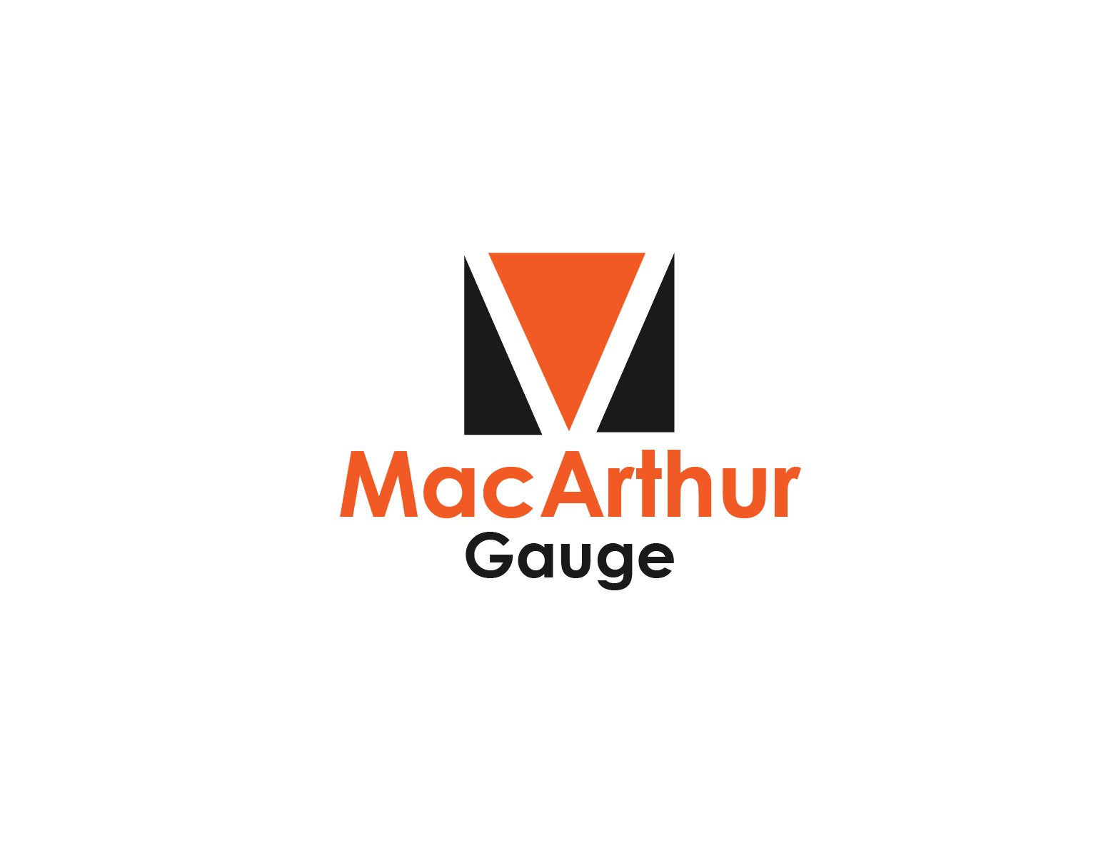 Logo Design by 3draw - Entry No. 166 in the Logo Design Contest Fun Logo Design for MacArthur Gauge.