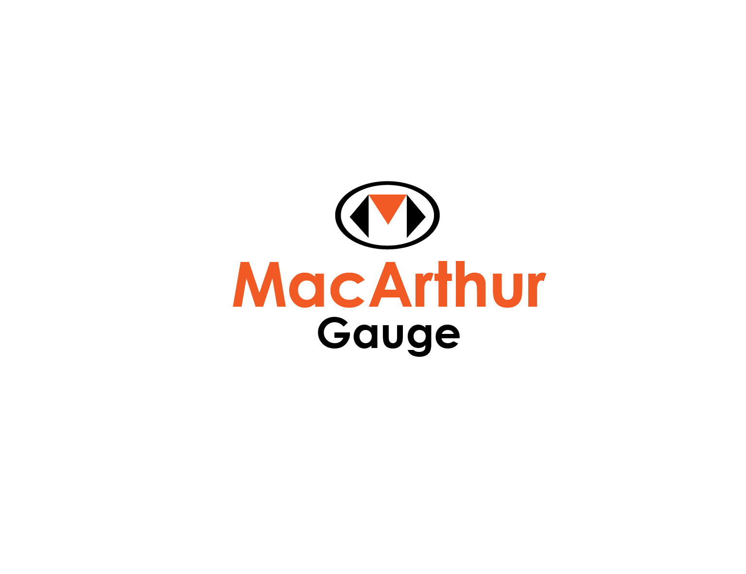 Logo Design by 3draw - Entry No. 170 in the Logo Design Contest Fun Logo Design for MacArthur Gauge.