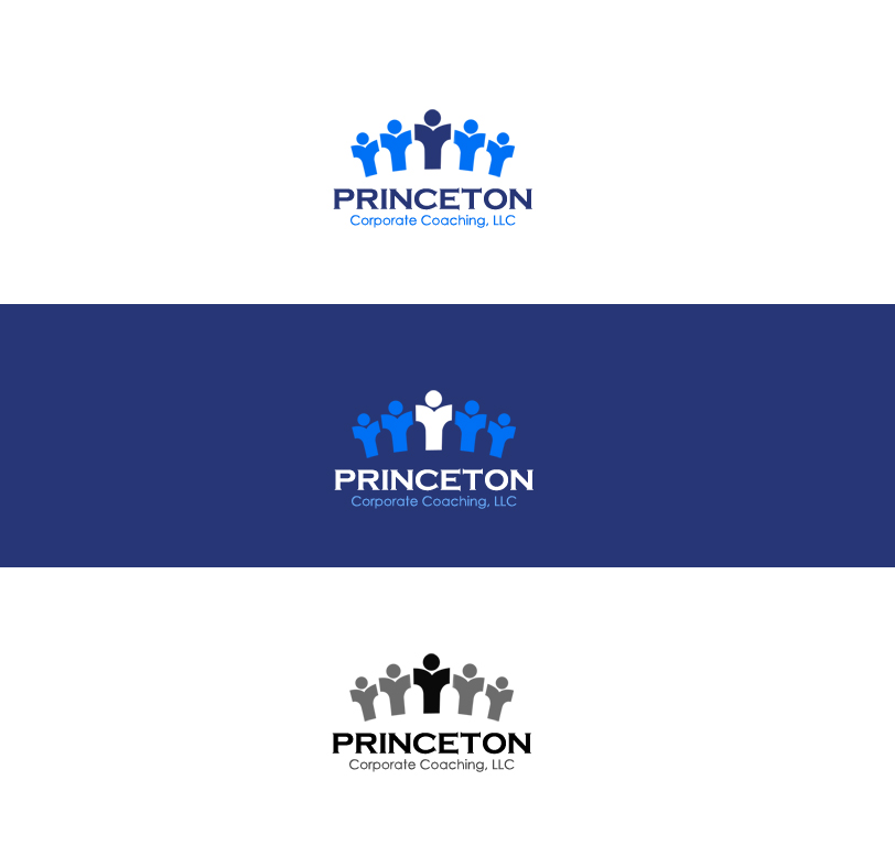 Logo Design by elmd - Entry No. 90 in the Logo Design Contest Unique Logo Design Wanted for Princeton Corporate Coaching, LLC.
