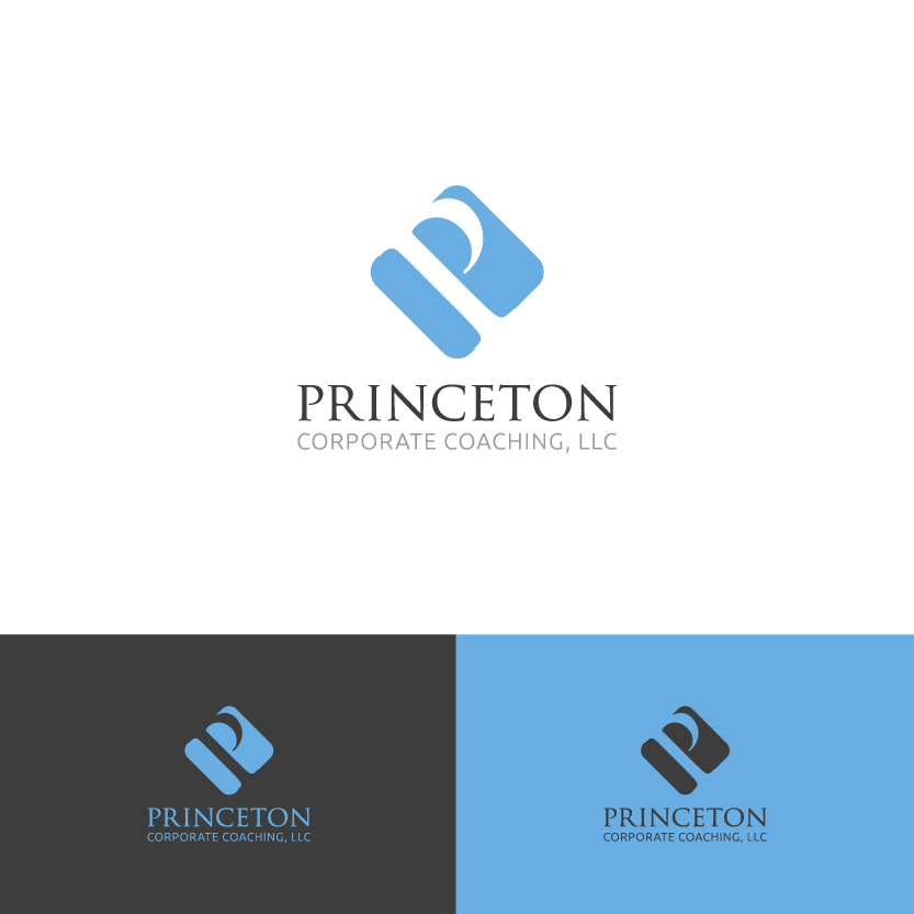 Logo Design by Alpar David - Entry No. 94 in the Logo Design Contest Unique Logo Design Wanted for Princeton Corporate Coaching, LLC.