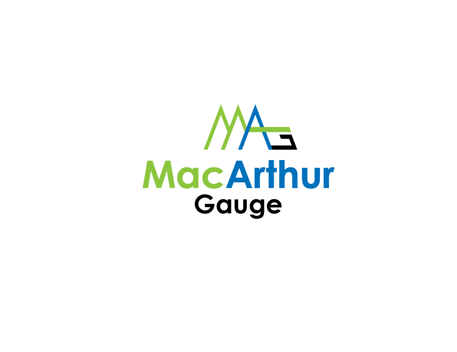 Logo Design by 3draw - Entry No. 182 in the Logo Design Contest Fun Logo Design for MacArthur Gauge.