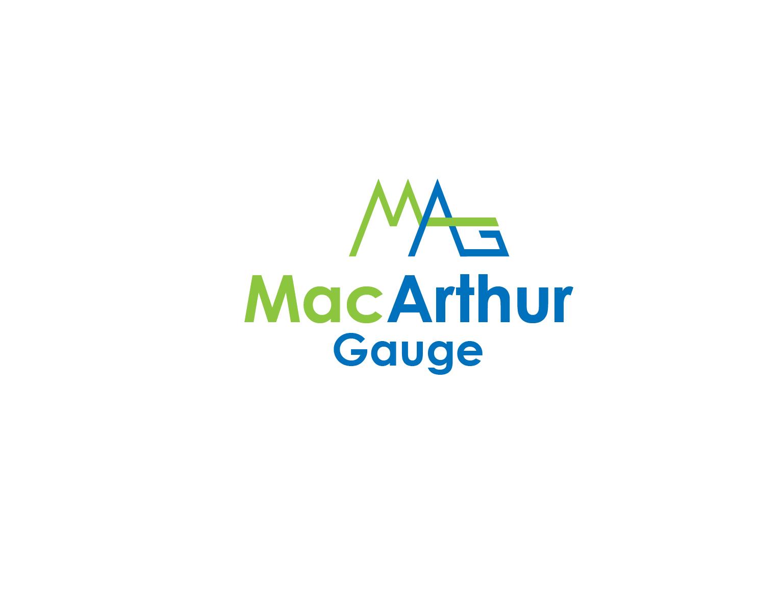 Logo Design by 3draw - Entry No. 183 in the Logo Design Contest Fun Logo Design for MacArthur Gauge.