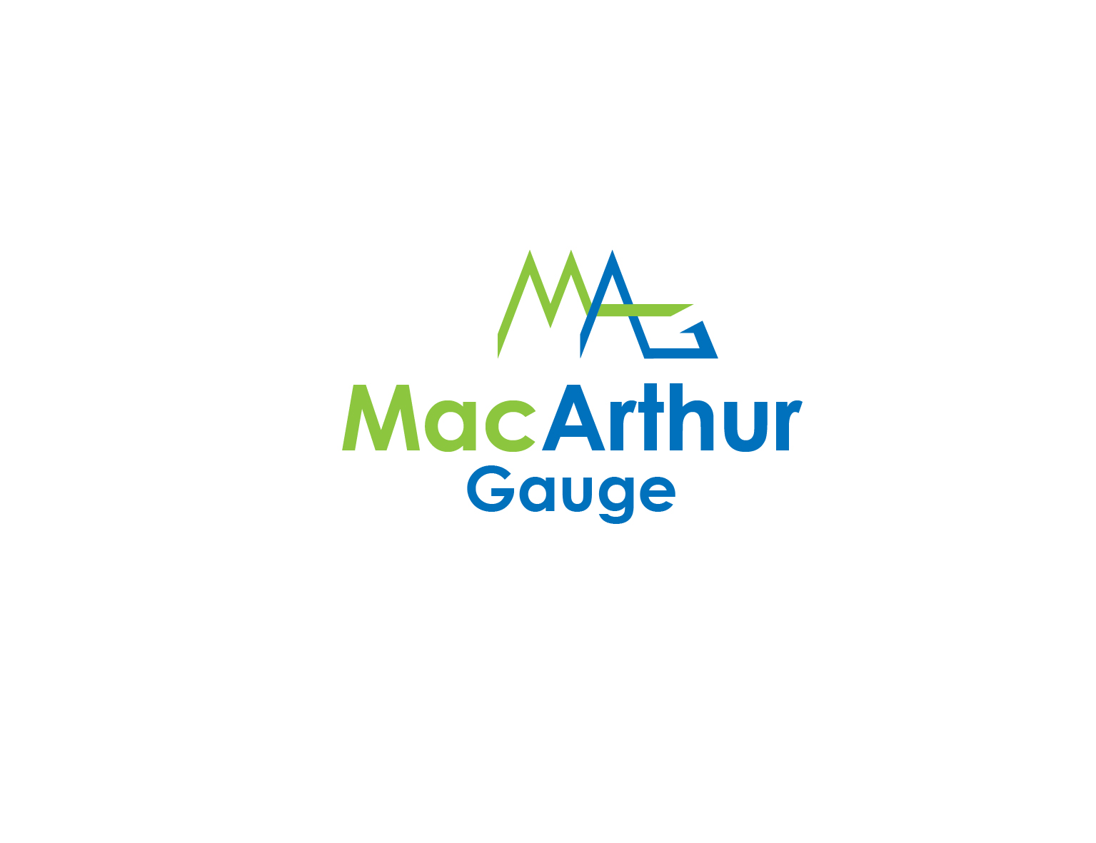 Logo Design by 3draw - Entry No. 184 in the Logo Design Contest Fun Logo Design for MacArthur Gauge.