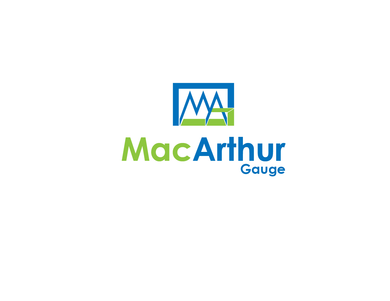 Logo Design by 3draw - Entry No. 188 in the Logo Design Contest Fun Logo Design for MacArthur Gauge.