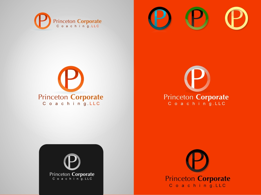 Logo Design by Private User - Entry No. 100 in the Logo Design Contest Unique Logo Design Wanted for Princeton Corporate Coaching, LLC.