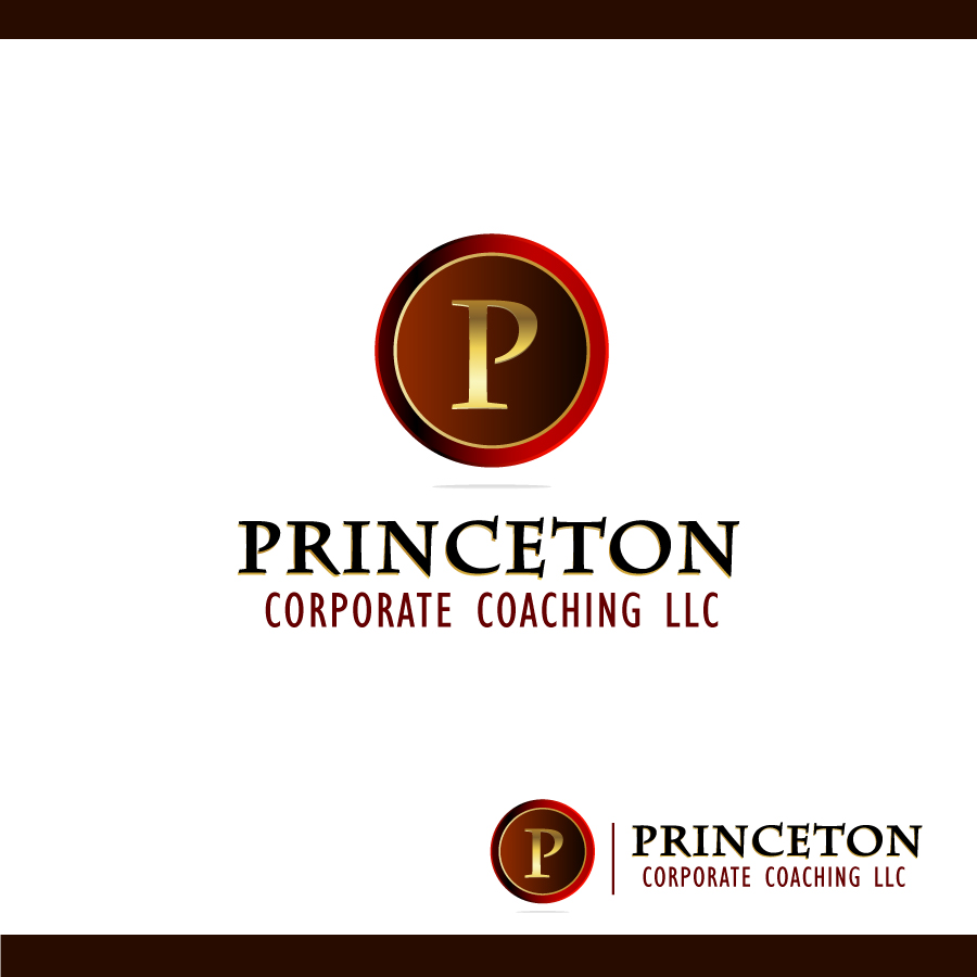 Logo Design by Edward Goodwin - Entry No. 103 in the Logo Design Contest Unique Logo Design Wanted for Princeton Corporate Coaching, LLC.