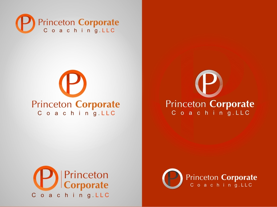 Logo Design by Private User - Entry No. 110 in the Logo Design Contest Unique Logo Design Wanted for Princeton Corporate Coaching, LLC.