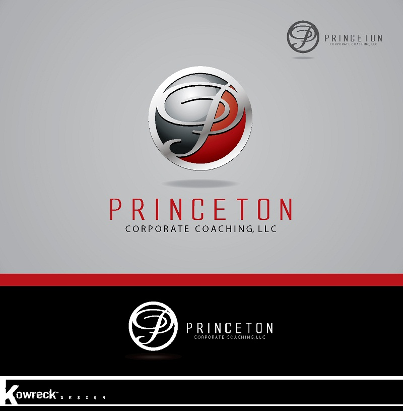 Logo Design by kowreck - Entry No. 112 in the Logo Design Contest Unique Logo Design Wanted for Princeton Corporate Coaching, LLC.