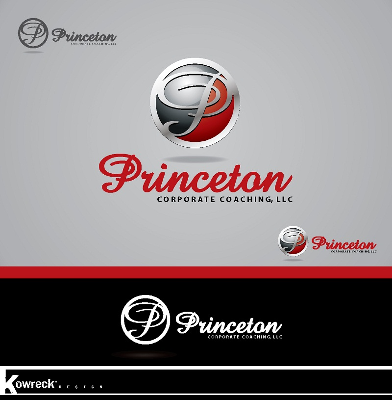 Logo Design by kowreck - Entry No. 113 in the Logo Design Contest Unique Logo Design Wanted for Princeton Corporate Coaching, LLC.