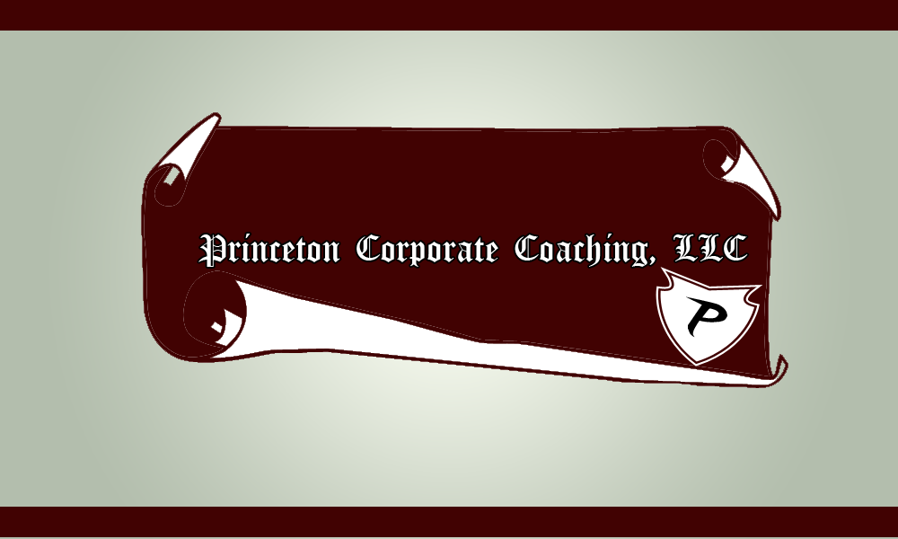 Logo Design by Moez Oueslati - Entry No. 116 in the Logo Design Contest Unique Logo Design Wanted for Princeton Corporate Coaching, LLC.