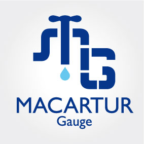 Logo Design by Cécile Viger - Entry No. 202 in the Logo Design Contest Fun Logo Design for MacArthur Gauge.