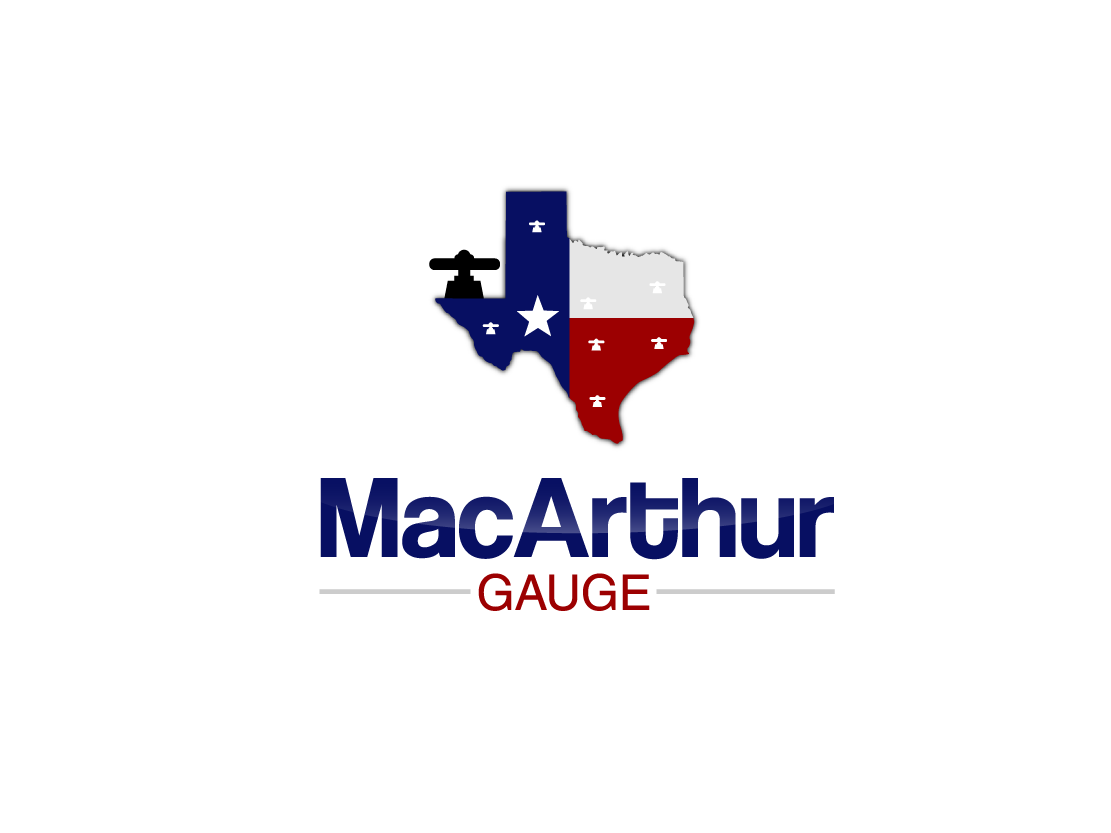 Logo Design by Private User - Entry No. 206 in the Logo Design Contest Fun Logo Design for MacArthur Gauge.