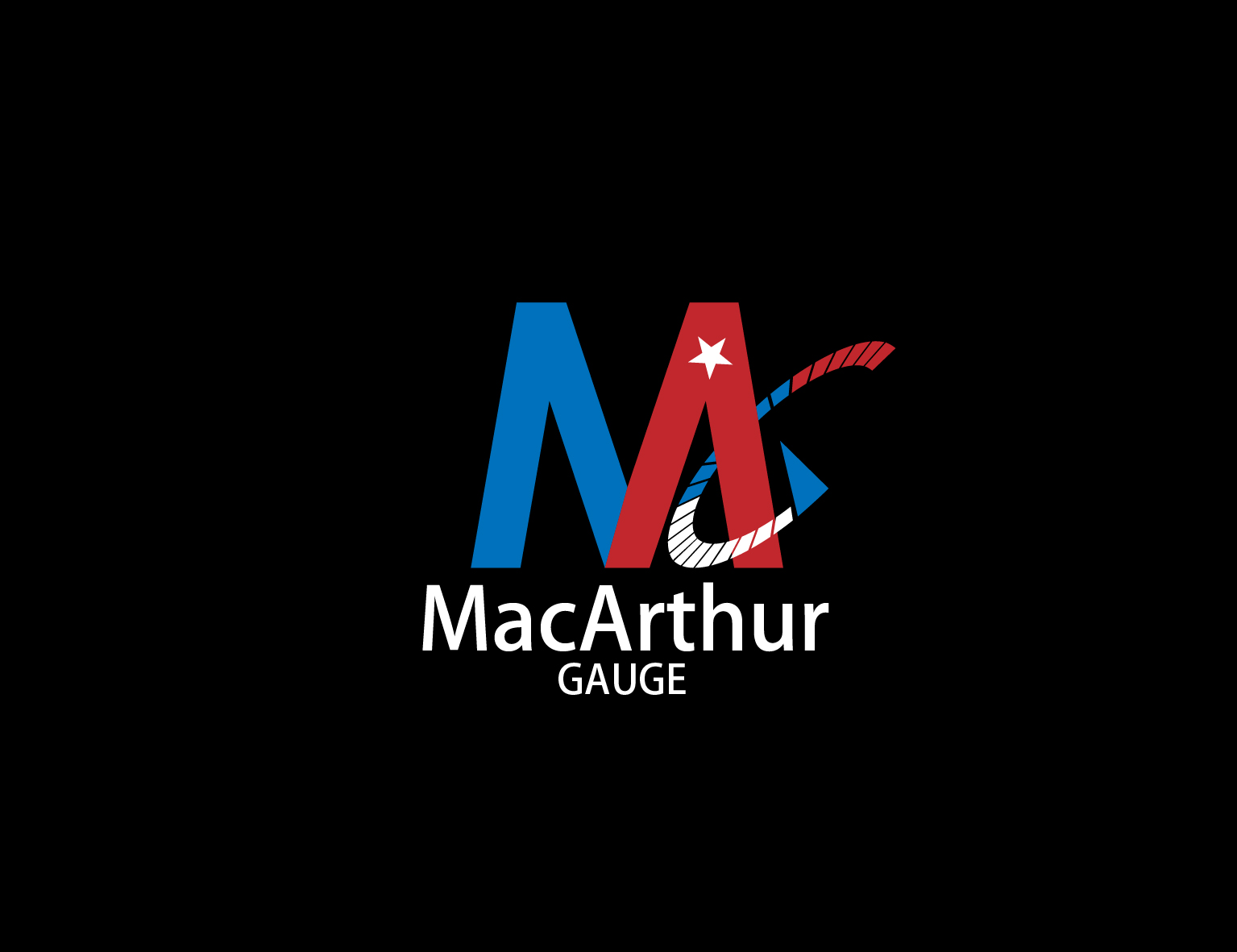 Logo Design by 3draw - Entry No. 207 in the Logo Design Contest Fun Logo Design for MacArthur Gauge.