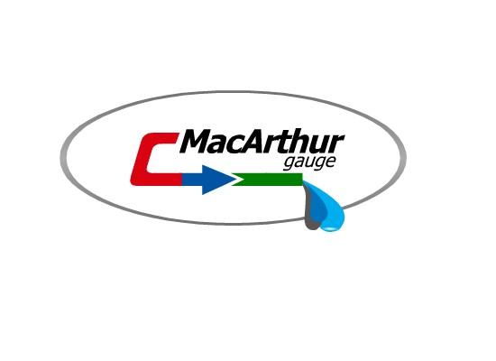 Logo Design by joway - Entry No. 210 in the Logo Design Contest Fun Logo Design for MacArthur Gauge.