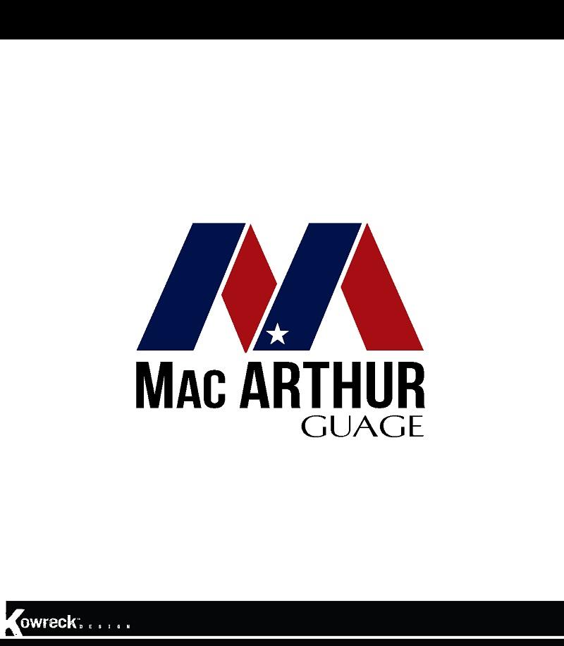 Logo Design by kowreck - Entry No. 218 in the Logo Design Contest Fun Logo Design for MacArthur Gauge.