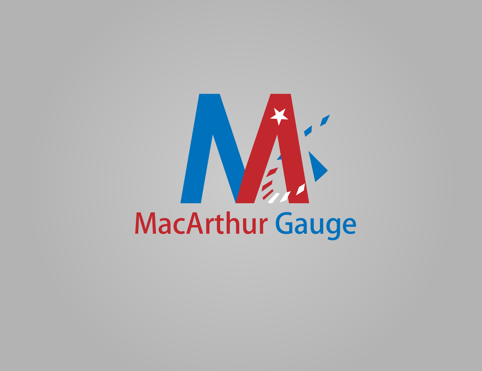 Logo Design by 3draw - Entry No. 221 in the Logo Design Contest Fun Logo Design for MacArthur Gauge.