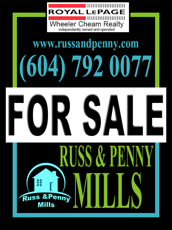 Custom Design by Mythos Designs - Entry No. 87 in the Custom Design Contest Fun Custom Design for Russ and Penny Mills (realtors).