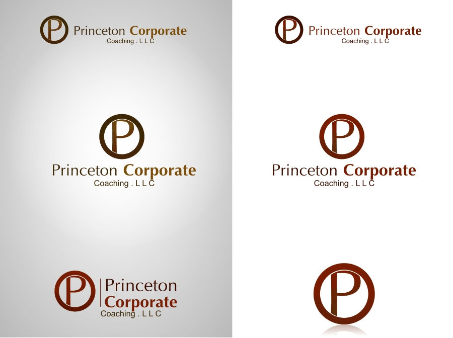 Logo Design by Private User - Entry No. 139 in the Logo Design Contest Unique Logo Design Wanted for Princeton Corporate Coaching, LLC.