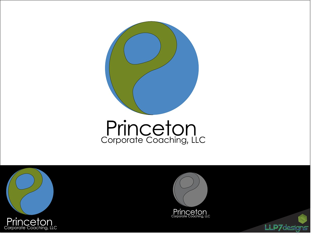 Logo Design by LLP7 - Entry No. 141 in the Logo Design Contest Unique Logo Design Wanted for Princeton Corporate Coaching, LLC.