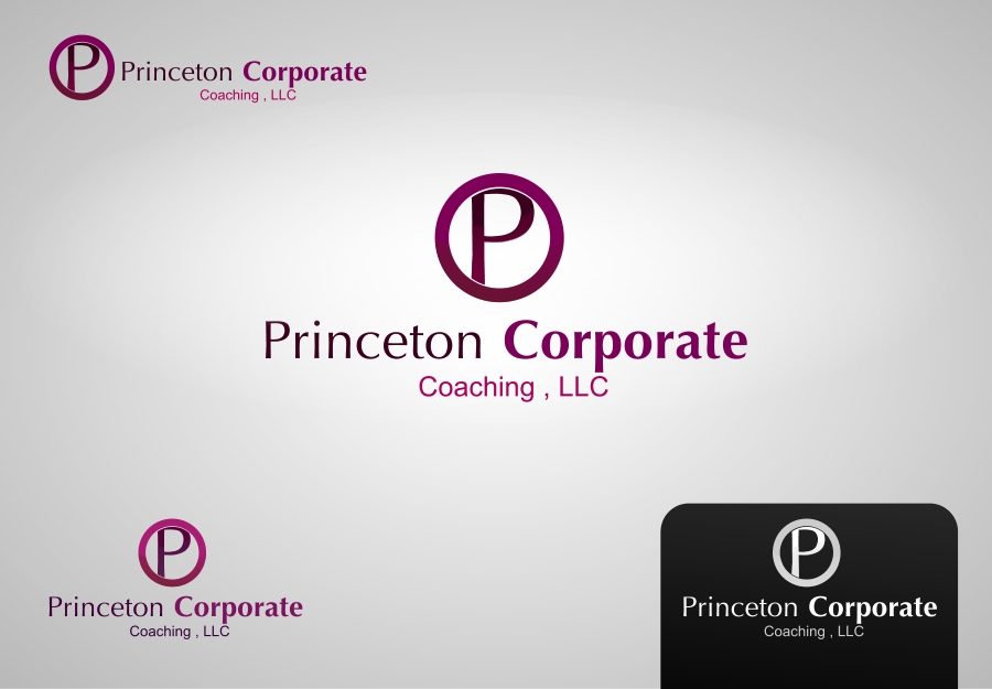 Logo Design by Private User - Entry No. 145 in the Logo Design Contest Unique Logo Design Wanted for Princeton Corporate Coaching, LLC.