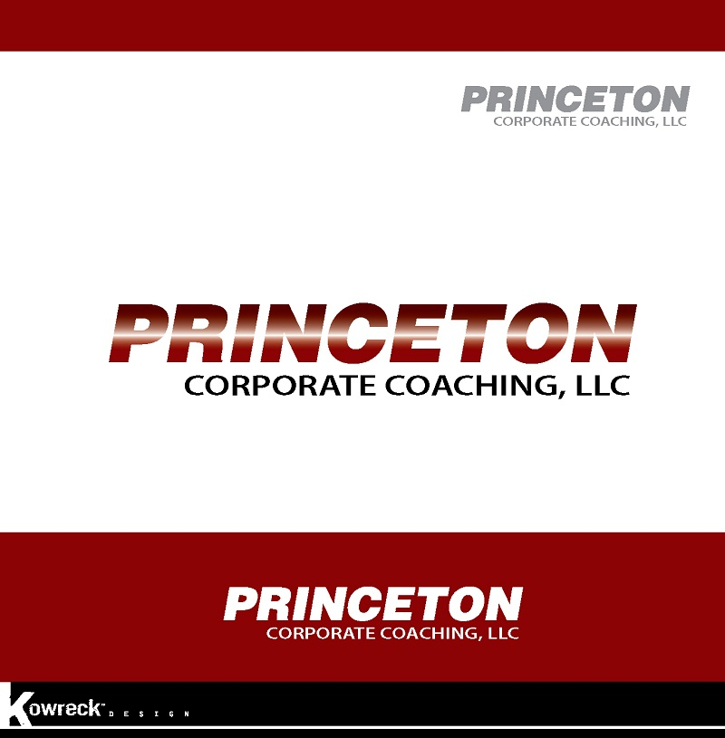 Logo Design by kowreck - Entry No. 151 in the Logo Design Contest Unique Logo Design Wanted for Princeton Corporate Coaching, LLC.