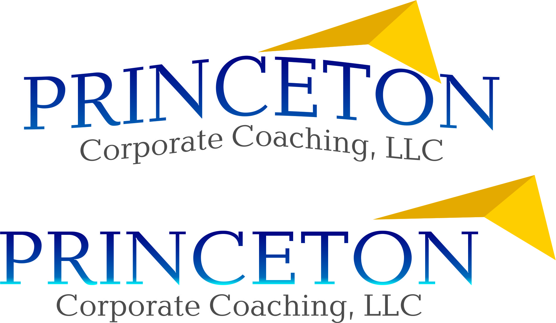 Logo Design by Private User - Entry No. 177 in the Logo Design Contest Unique Logo Design Wanted for Princeton Corporate Coaching, LLC.