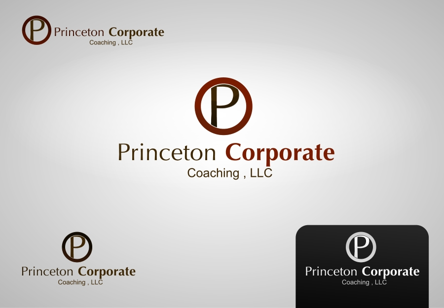 Logo Design by Private User - Entry No. 191 in the Logo Design Contest Unique Logo Design Wanted for Princeton Corporate Coaching, LLC.
