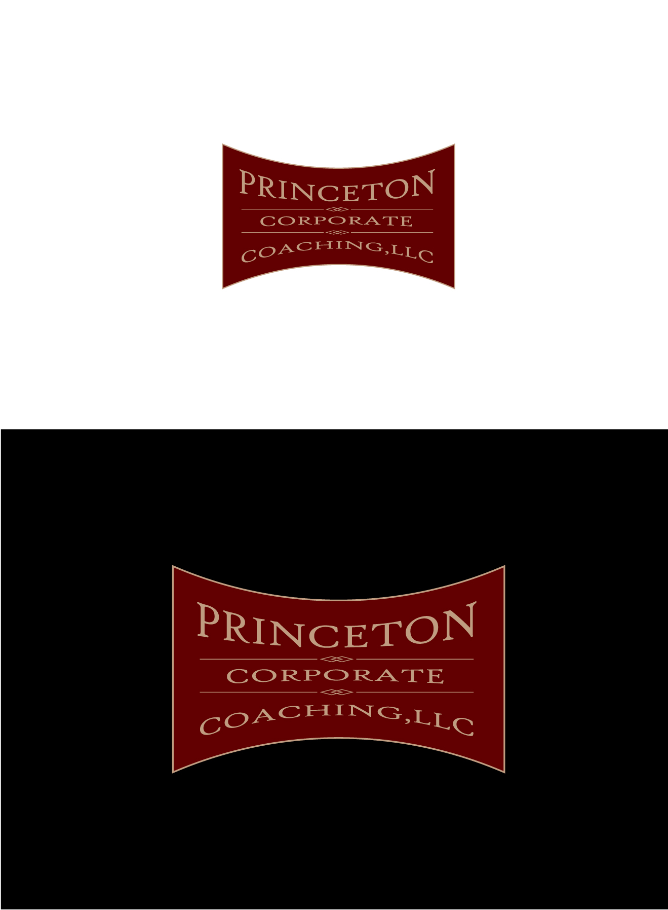 Logo Design by Wilfredo Mendoza - Entry No. 214 in the Logo Design Contest Unique Logo Design Wanted for Princeton Corporate Coaching, LLC.
