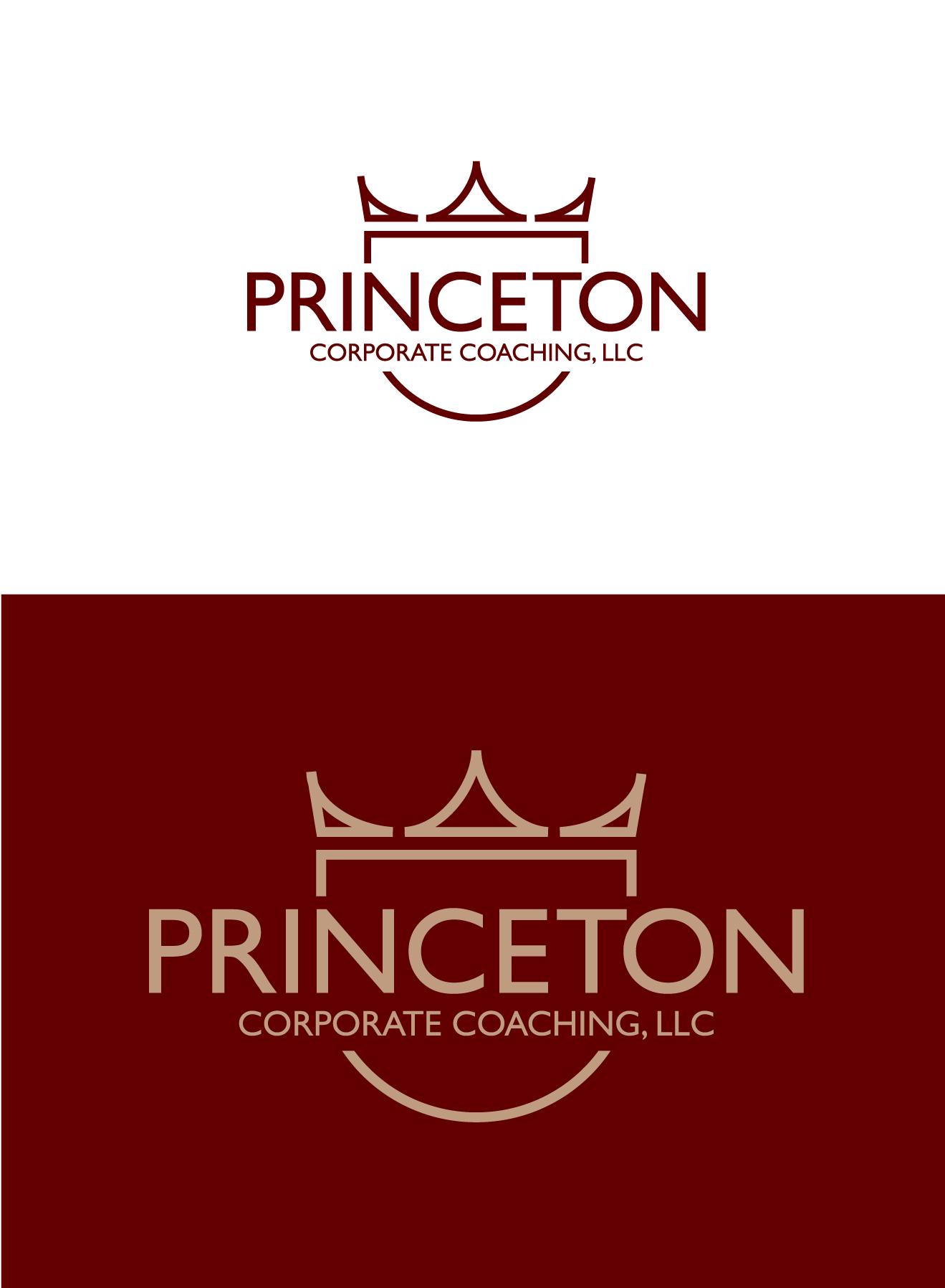 Logo Design by Wilfredo Mendoza - Entry No. 216 in the Logo Design Contest Unique Logo Design Wanted for Princeton Corporate Coaching, LLC.