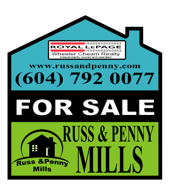 Custom Design by Mythos Designs - Entry No. 192 in the Custom Design Contest Fun Custom Design for Russ and Penny Mills (realtors).