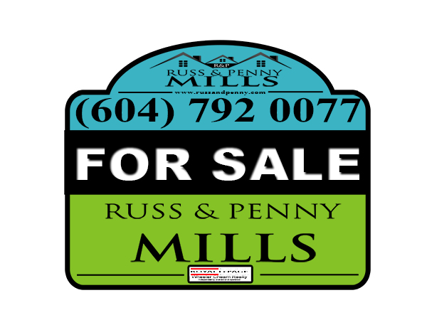 Custom Design by Mythos Designs - Entry No. 202 in the Custom Design Contest Fun Custom Design for Russ and Penny Mills (realtors).