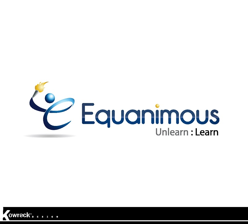 Logo Design by kowreck - Entry No. 16 in the Logo Design Contest Logo Design : EQUANIMOUS : Productivity | Learning | Design.
