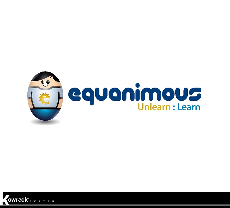 Logo Design by kowreck - Entry No. 18 in the Logo Design Contest Logo Design : EQUANIMOUS : Productivity | Learning | Design.