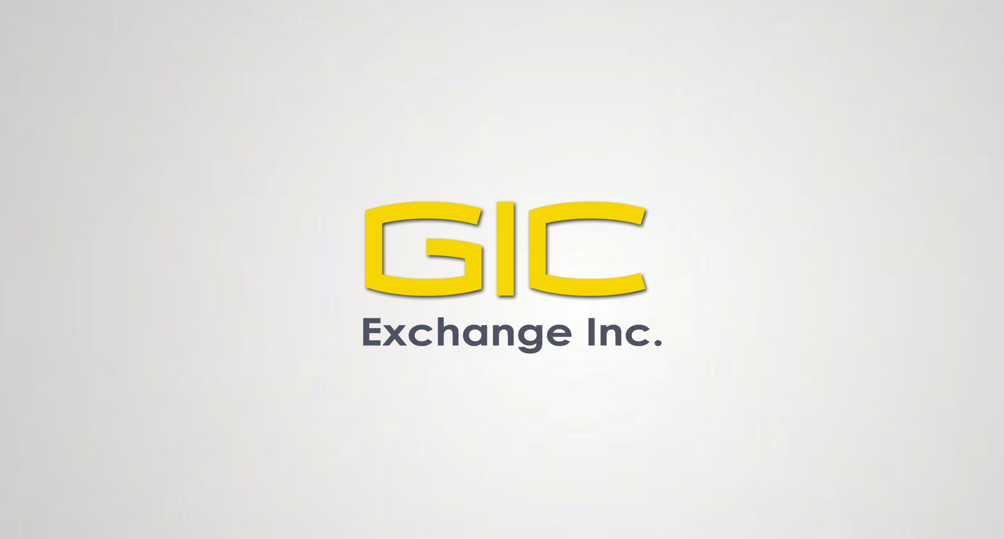 Logo Design by Lama Creative - Entry No. 4 in the Logo Design Contest Logo Design Needed for Exciting New Company GIC Exchange Inc..
