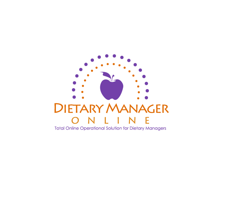 Logo Design by elmd - Entry No. 3 in the Logo Design Contest Fun Logo Design for Dietary Manager Online.