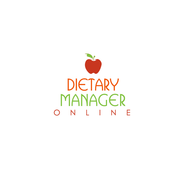 Logo Design by elmd - Entry No. 6 in the Logo Design Contest Fun Logo Design for Dietary Manager Online.