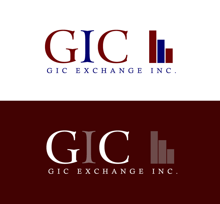 Logo Design by elmd - Entry No. 7 in the Logo Design Contest Logo Design Needed for Exciting New Company GIC Exchange Inc..