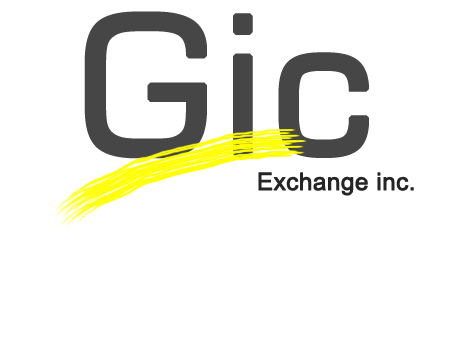 Logo Design by Azka Ik - Entry No. 13 in the Logo Design Contest Logo Design Needed for Exciting New Company GIC Exchange Inc..